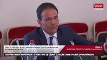 Souveraineté numérique : l'audition du secrétaire d'Etat Cédric O - Les matins du Sénat (24/06/2019)