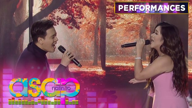 Angeline Quinto and Erik Santos join their voices in 'The Greatest Showdown' duet   ASAP Natin 'To