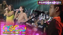 """Regine and Sarah G perform the iconic song """"Ikaw Lamang"""" with Silent Sanctuary   ASAP Natin 'To"""