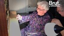 Interview Brut : Eliane Radigue, 87 ans, pionnière de l'électro