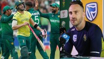 ICC Cricket World Cup 2019 : Faf du Plessis Blames IPL As South Africa Exit World Cup || Oneindia