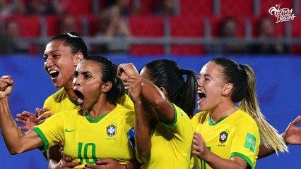 France-Brésil Féminines  dernières confidences avant le choc I FFF 2019