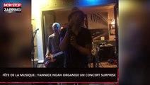Fête de la musique : Yannick Noah organise un concert surprise à Paris (Vidéo)