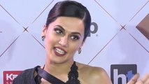 Taapsee Pannu reveals interesting story behind her name | FilmiBeat