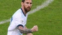 Copa America : Messi et l'Argentine encore en vie !