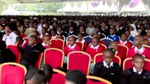 Uhuru gives personal donation of Ksh.10M to St John Ambulance Kenya