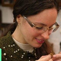 Mon histoire de formation | Sandra, horlogère, est passée par l'Ecole de la Deuxième Chance