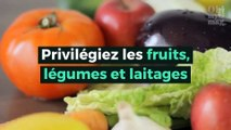 Canicule : comment adapter son alimentation ?