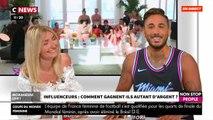 Beverly (Les Anges 11) gagne plus de 10 000 euros par mois