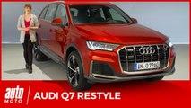 Audi Q7 restylé (2019): toutes les infos en vidéo
