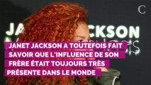 Janet Jackson prend la défense de son frère Michael Jackson :...