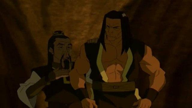 Avatar The Last Airbender S02E11 - The Desert