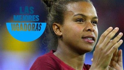 Nikita Parris es una de las jugadoras más prometedoras