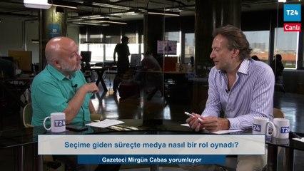 Mirgün Cabas: Medya üzerindeki abluka kırılacak