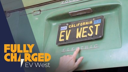 Amazing Electric Conversions - EV West _ Fully Charged