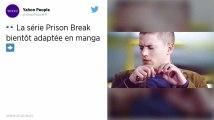 Prison Break : La célèbre série adaptée en version manga