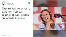 Charline Vanhoenacker tacle les émissions de Thierry Ardisson et Laurent Ruquier