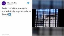 Paris : Que s'est-il passé lundi matin à la prison de la Santé?