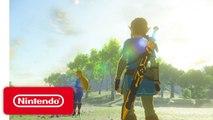 The Legend of Zelda : Breath of the Wild - Trailer de présentation