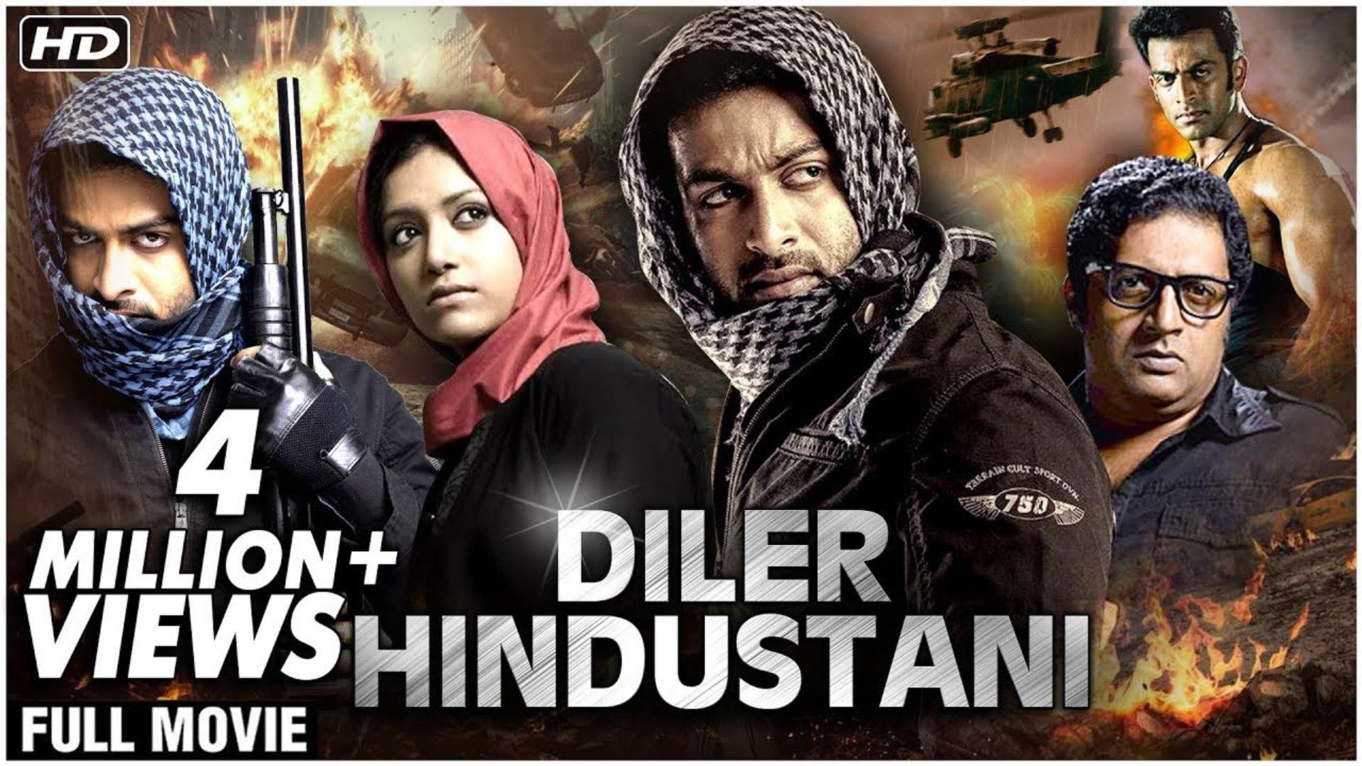 Diler Hindustani Full Hindi Movie - Prithviraj - Prakash Raj - Super Hit Hindi  Dubbed Movie - video dailymotion