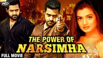 The Power of Narsimha Full Hindi Movie - JR NTR - Amisha Patel - Super Hit Hindi Dubbed Movie