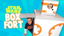 DIY Star Wars Box Fort---   Star Wars: the Last Jedi Crafts - Toys by KIDCITY