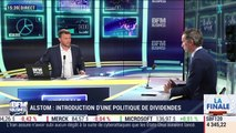 Les tendances sur les marchés: Alstom a présenté ce matin son nouveau plan stratégique - 24/06