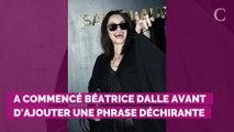 Béatrice Dalle rend un tendre hommage à Guillaume Depardieu :...