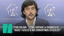 Tony Roldán deja Ciudadanos