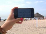 Sólo siete horas de socorristas en las playas valencianas
