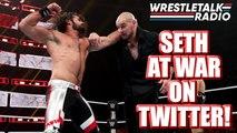 Seth Rollins and Will Ospreay TWITTER WAR!! Chris Jericho SHOOTS on Baron Corbin!! Real Reason for Alexa Bliss Breast Surgery REVEALED!! - WrestleTalk Radio