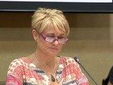 Primeras palabras en público de la madre de la niña asesinada por su padre que ha conseguido que España sea condenada por ello