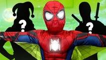 Kids Halloween Costume Runway Show with Spider-Man Homecoming, Batman, Elsa - More-