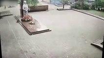 Russie : deux enfants mettent le feu à un monument pour les soldats de la Seconde Guerre Mondiale