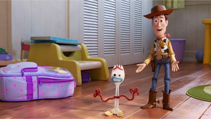 'Toy Story 4' Opens Below Expectations