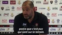 Patrice Collazo dévoile les  objectifs du RCT pour la saison à venir