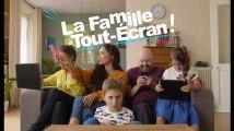 La famille tout écran - Pas d'écrans avant de dormir