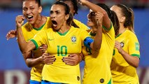 Brazilian Star Marta Delivers Inspiring Speech Following Loss