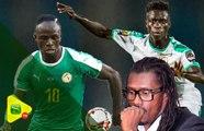 Krépin sur le banc pour le 2è match? Aliou Cissé mis en garde par les Sénégalais !