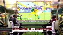 Studio Bein : Cote d'Ivoire 1 - 0 Afrique du sud  Résumé du Match but et Analyse - CAN 2019 AFCON