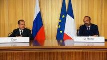 """France-Russie : """"ouvrir un nouvel espace de dialogue"""""""