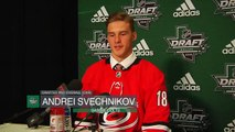 Andrei Svechnikov & Ryan Suzuki: Hurricanes