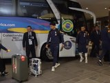 Copa America - Le Brésil est arrivé à son hôtel à Porto Alegre