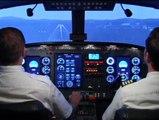 ¿Puede una tormenta derribar un avión?