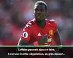 """Man Utd - Desailly : """"Tout le monde veut un joueur comme Pogba"""""""