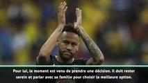 """Brésil - Belletti : """"Le moment est venu pour Neymar de prendre une décision"""""""