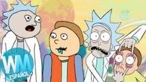 Top 5 DATOS de Rick y Morty