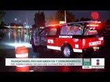 ¡Noche y madrugada de lluvias! Se activa la alerta amarilla en CDMX   Noticias con Francisco Zea