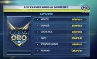 Copa Oro: Los clasificados al momento