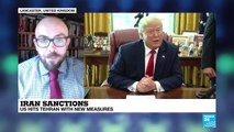 """US-Iran: """"Saudi Arabia & the UAE are absolutely integral to what Trump is trying to do in Iran"""""""